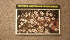 OLD AUSTRALIAN POSTCARD VIEW FOLDER, 1970s WESTERN AUSTRALIA WILDFLOWERS