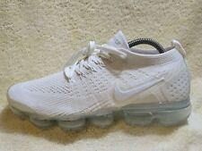 Nike Air Vapormax Flyknit trainers White UK 7.5 EUR 42
