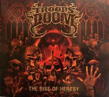 TROOPS OF DOOM - Digipak CD - The Rise Of Heresy