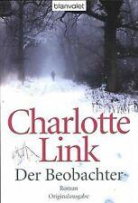 Der Beobachter: Roman von Link, Charlotte | Buch | Zustand sehr gut