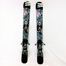 SKIBOARDS, Five-Forty 99cm WAVE Ski Blades WITH USED STEP IN SKI BINDINGS