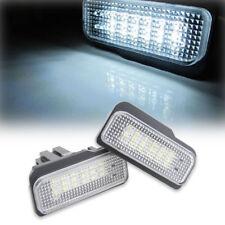 Led Kennzeichenbeleuchtung für Mercedes C E Klasse S203 Kombi W203 5D S211 W211