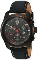 Ferrari Men's 'PRIMATO' Quartz Stainless Steel & Nylon Casual Watch 830446