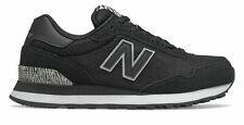New Balance 515 Classic женские туфли черный с черной