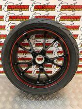 Triumph Speed Triple R 1050 2011 2012 2013 2014 2015 Abs Rear Wheel & Tyre