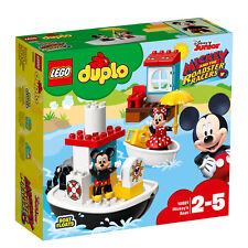 LEGO DUPLO 10881 Mickys Boot Boat Le bateau de Mickey und Miney N6/18