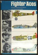 FIGHTER ACES ~ COLONEL RAYMOND F. TOLIVER & TREVOR CONSTABLE ~ ILLUS ~ HC
