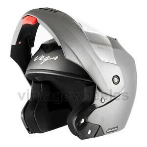 Vega Crux Dx Dull Anthracite Flip Up Helmet