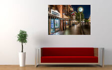 """DISNEYLAND MAIN STREET NEW GIANT LARGE ART PRINT POSTER PICTURE WALL 33.1""""x23.4"""""""