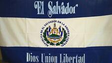BANDERAS DE EL SALVADOR - SELECCIÓN DE EL SALVADOR