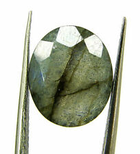 4.15 Ct Natural Untreated Labradorite Loose Faceted Gemstone Oval Cut - 18661