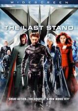 X-Men: The Last Stand (Dvd, 2009, Widescreen) New