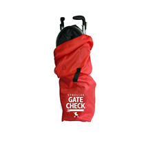 JL Childress Gate Check Bag for Umbrella Strollers Red