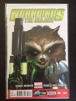 Guardians of the Galaxy #3 NM 9.6+ MARVEL NOW! Star-Lord Groot Rocket (2013)