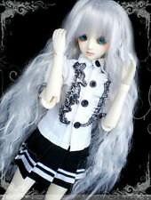 1/4MSD 1/3SD BJD Clothes Lady Doll Suit Lace Shirt & Pleated Skirt AOD MID LUTS