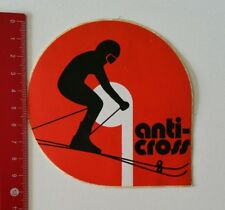 Aufkleber/Sticker: anticross (20021716)