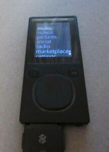 Zune 4GB Model 1124 Black AS-IS