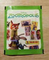 Panini 1 Tüte Zootropolis Bustina Pochette Pack Sobres Packet Walt Disney Pixar