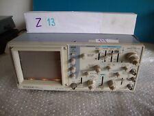 Kenwood Cs 5175 Oscilloscope 100 Mhz For Parts Or Repair