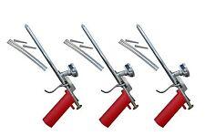 3 x Schaumpistole aus Metall für Pistolenschaum Bauschaum Bauschaumpistole PF3
