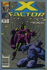 X-Factor #55 1990 Mesmero Peter David Mike Mignola Marvel Comics B