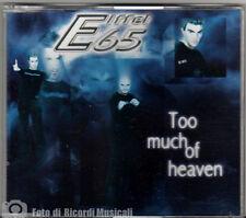 CDS/CDM EIFFEL 65 - TOO MUCH OF HEAVEN