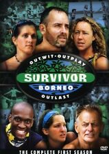 Survivor - Survivor: Borneo - The Complete First Season [New DVD] Bonus DVD, Ful