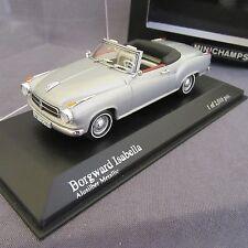 526E Minichamps Borgward Isabella 1959 Coupé Cabriolet 1:43