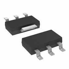 Philips BSP130 N-Channel D-MOSFET 300V/0.35A, SOT-223, Qty.10