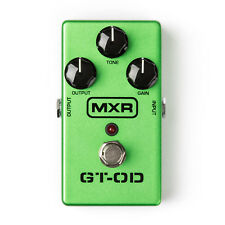 MXR GT-OD Overdrive Effect Pedal, M193, Brand New in Box
