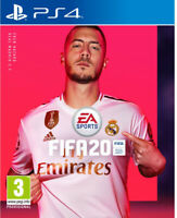 NEW & Sealed PS4 Fifa 20 Game PS Playstation 4 Pal UK Stock Seller Fast Delivery