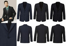 Polyester Pinstripe Suits for Men