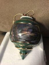 "Terry Redlin's ""Night Mapling� Ornament"