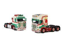 WSI 01-1313 set 2 x Scania van Caudenberg Belgium