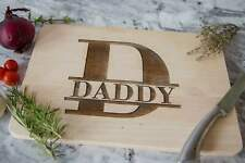 More details for personalised kitchen chopping board cake stand - gift, new home