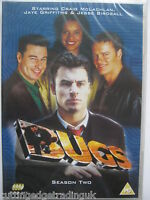 Bugs The Complete Season 2 (3 x DVDs, 2004) NEW SEALED PAL Region 2