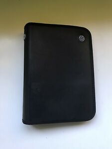 VW GOLF MK4 IV BORA  HANDBOOK PACK OWNERS MANUAL WALLET AND SERVICE BOOK 96-04