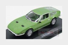 Maserati Indy Coupe 1969 Green Met Edicola 1:43 MASCOL009