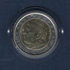 Vatican 2005 2 Euro BU FDC Jean Paul II 85000 exemplaires Provenant du BU RARE