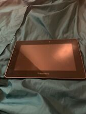 BlackBerry PlayBook 64GB, Wi-Fi + 4G (Unlocked), 7in - Black