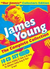 JAMES YOUNG THE COMPLETE COLLECTION 10 CD BOXSET - 40TH ANNIVERSARY SET