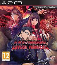 PS3 Tokyo Twilight Ghost Hunters Nuevo Precintado Pal España