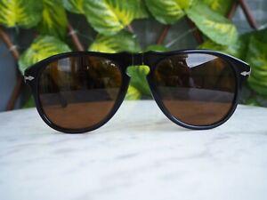 Sunglasses / Lunettes de soleil vintage Persol RATTI 649 / 4P