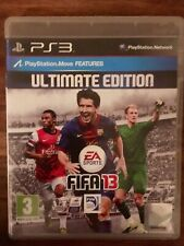 FIFA fútbol 13 (Sony Playstation 3 PS3, 2012) Ultimate Edition