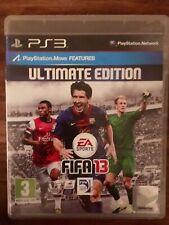 FIFA 13 Football (Sony PlayStation 3 PS3, 2012) Ultimate Edition