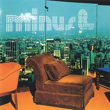 Minus 8 - Minuit - CD Album - CHILL OUT LOUNGE DOWNTEMPO