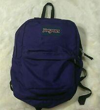 Jansport Superbreak Backpacks Purple  school book bag