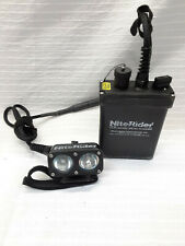 New listing NiteRider Scuba Dive Lights Night Rider Dual Halogen Rechargeable 0614358