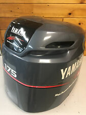 2001 Yamaha 175 HP HPDI 2 Stroke Engine Top Cowl Cover Hood Freshwater MN