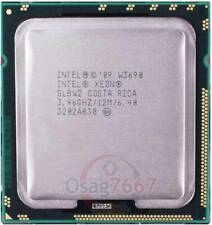 Intel Xeon W3690 3.46GHz SLBW2 6-Core LGA1366 Processor 12 MB